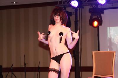 Ink & Paint Burlesque Club: Murder Nurse
