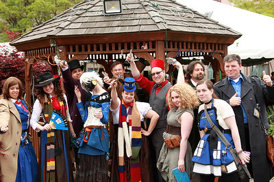"""Doctor Who"" Meet-Up"