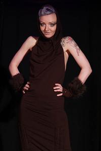 SPWF Fashion Show: Goth Fae
