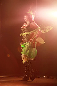 SPWF Costume Contest: The Green Fairy