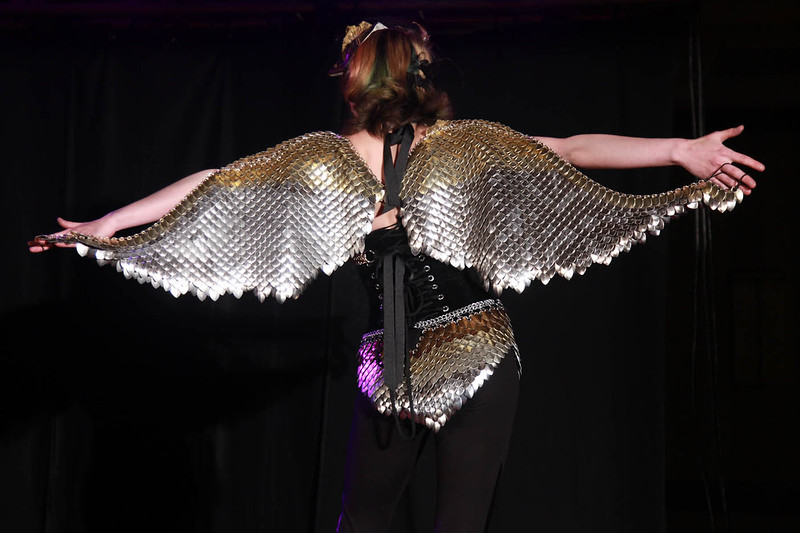 SPWF Fashion Show: Utopia Armoury