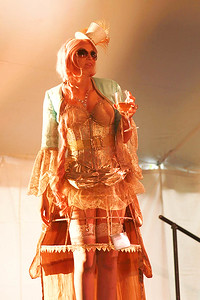 SPWF Costume Contest: Hostess Attica Wild