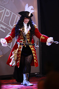 SPWF Costume Contest: Captain James Hook