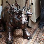 Robot Triceratop