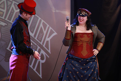 SPWF Costume Contest: Dieselpunk Wonder Woman