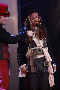 SPWF Costume Contest: Captain Jack Sparrow