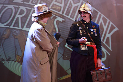 SPWF Costume Contest: Harpo & Groucho Marx