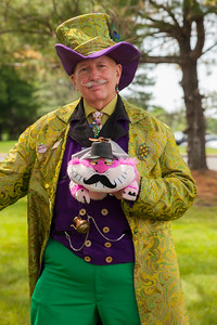 Mad Hatter & Cheshire Cat