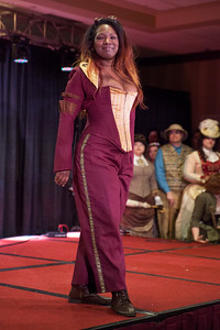 SPWF 2016 Fashion Show: Redfield Design