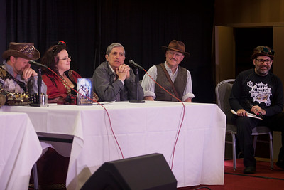 """Creativity In Steampunk"" Panel"