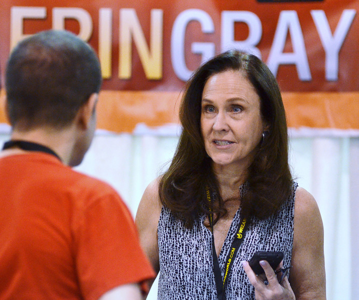Erin Gray - Former Co-Star of TV's <I>Buck Rodgers</I> and <I>Silver Spoons</I>, Erin is an accomplished actress, fashion model and spokesperson.