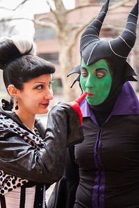 Cruella De Vil & Maleficent