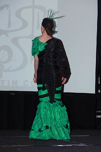 Wicked Faire Fashion Show: Kristin Costa