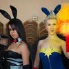X-23 & Captain Marvel