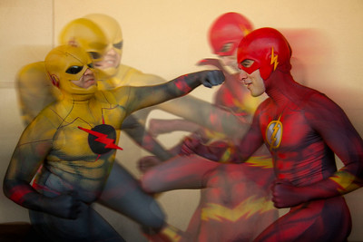 Reverse-Flash vs. Flash