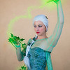"""Elsa of Arendelle /Poison Ivy"" Mash-Up"