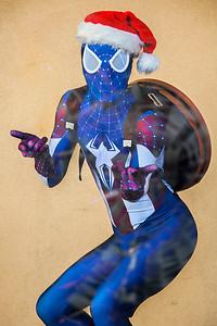 Captain Spider-Man