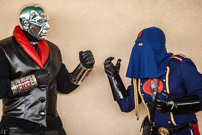 Destro vs. Cobra Commander