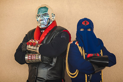 Destro & Cobra Commander
