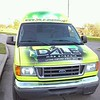 Ford Conversion Van for Dale Energy Drink, Dallas, TX