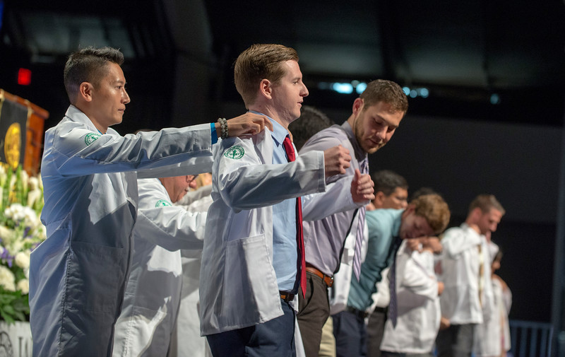 Convocation, white coat ceremonies and Welcome Lunch
