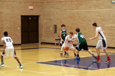 Conway Basketball 2016