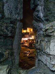 Conwy walls