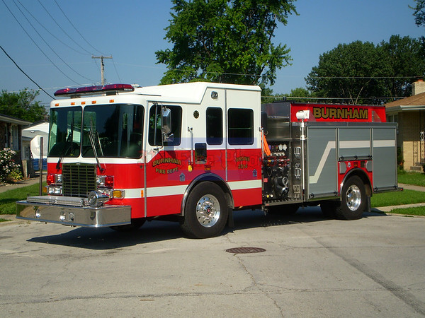 Burnham Fire Department