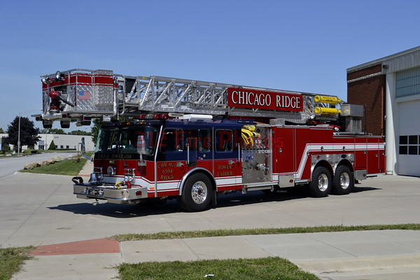 Chicago Ridge Fire Department