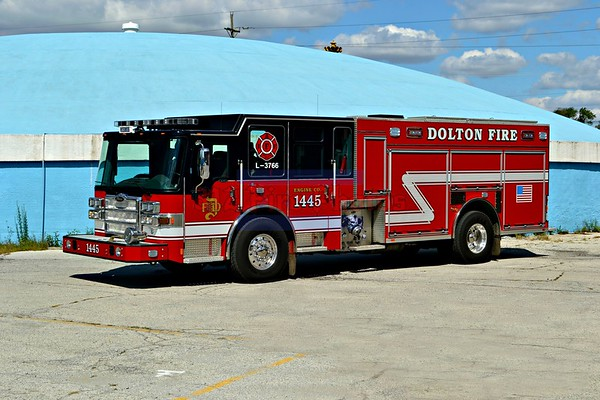 Dolton Fire Department