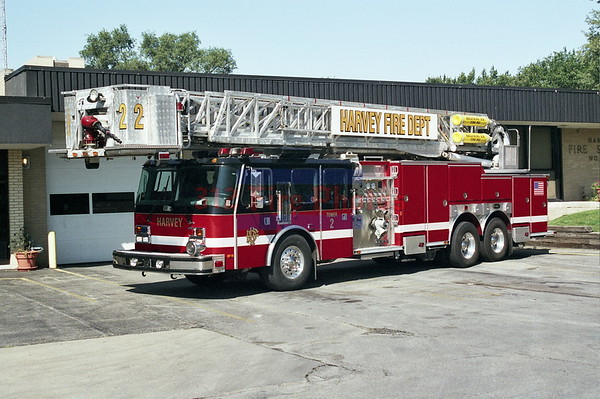 Harvey Fire Department