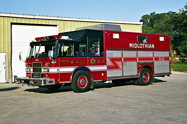 Midlothian Fire Department