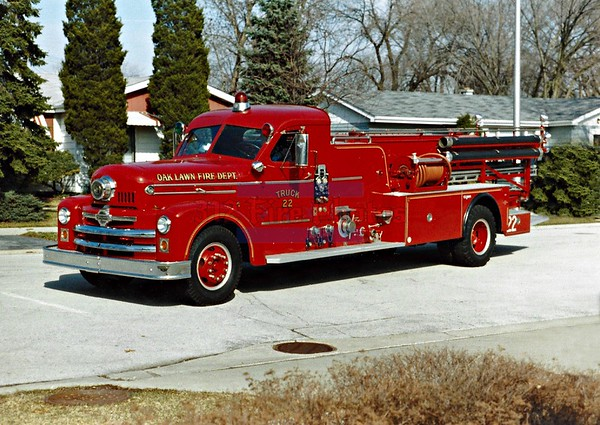 Oak Lawn Fire Department