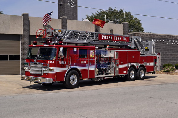 Posen Fire Department