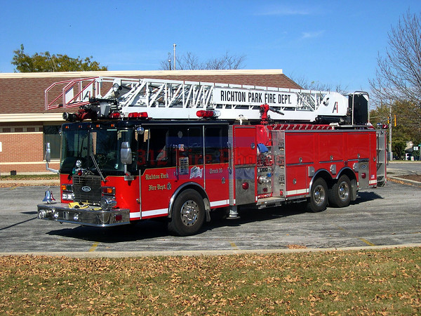 Richton Park Fire Department