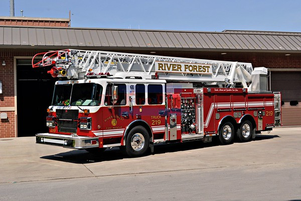 River Forest Fire Department