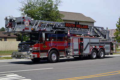South Holland Fire Department