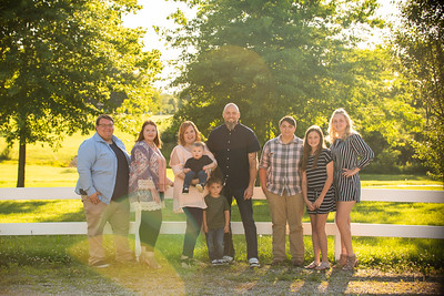 Cook Family Photo Session Summer 2020-2