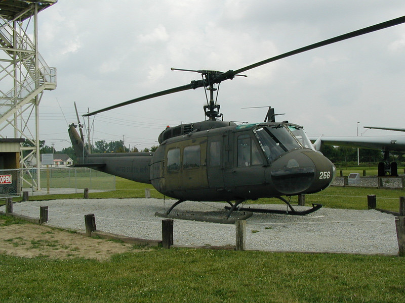 IN grissom huey