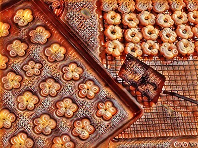 Style - Cookies Fresh Out of the Oven - Mandelbrot