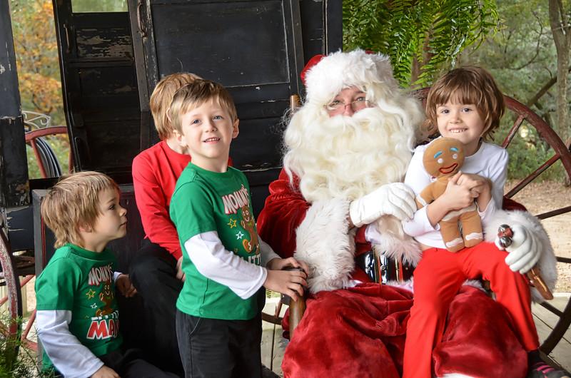 Santa2001
