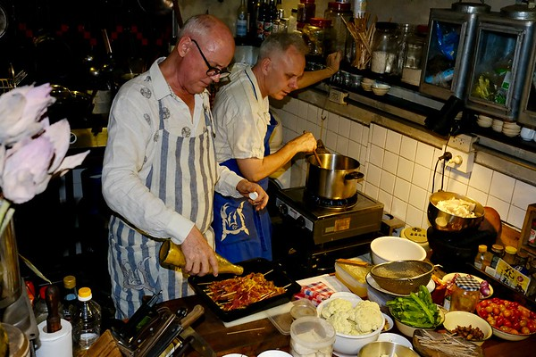 Cooking Class Bric-a-Brac