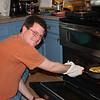 """Making the """"Skillet Egg Bruschette"""""""