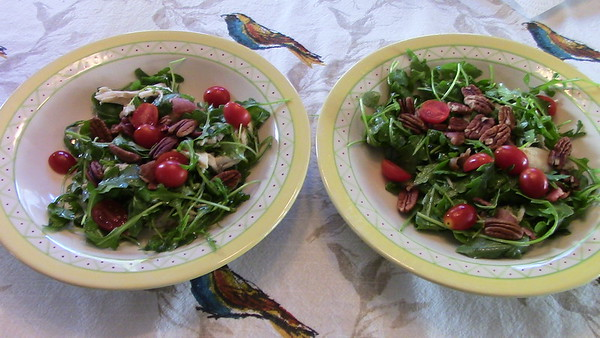 Cooking like Hattie's: Part 3 - Salad Day