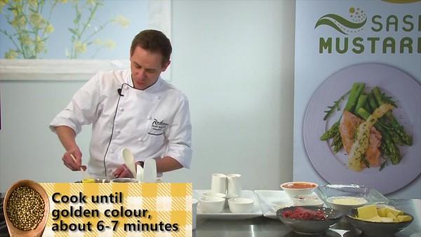 Mustard Cheeseburger Lasagna with Chef Scott Torgerson