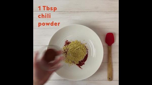 Spicy Peppery Mustard Chicken