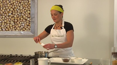 Bumblebee Brownies with Chef Dana Chadorf
