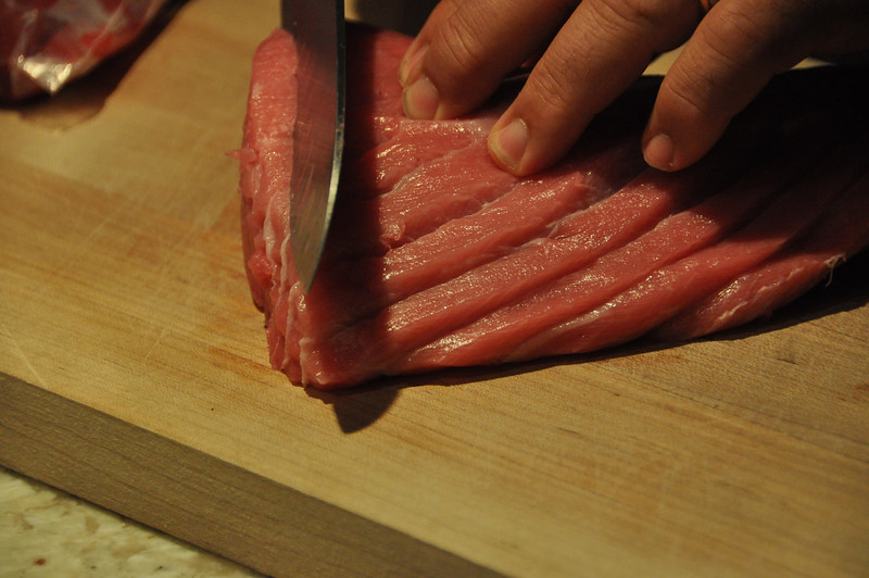 This is sahimi quality Toro as you can see.