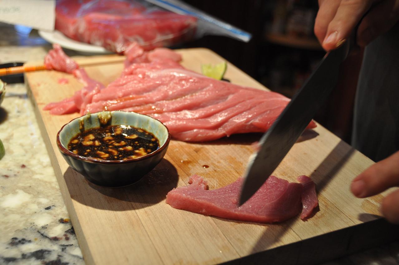 slice some Toro