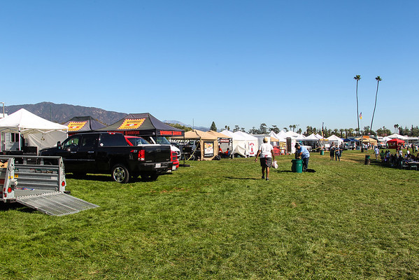 MAK Grills Santa Anita BBQ Competition 2012